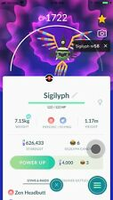 Pokemon Go Trade Sigilyph Regional ( 24 hr delivery ) - Teleport to you