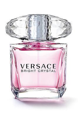 Versace Bright Crystal Perfume Bottle