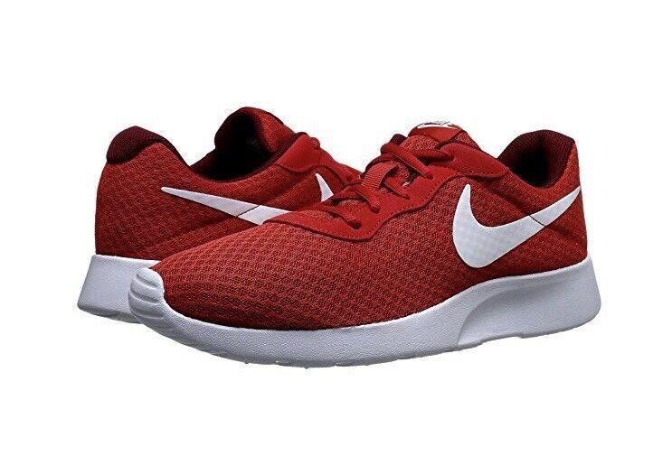 Mens Nike Tanjun 8.5 Red