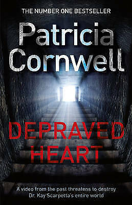 1 of 1 - Depraved Heart by Patricia Cornwell Medium Paperback 20% Bulk Book Discount