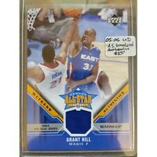 2005-06 Upper Deck All-Star Weekend Authentics #GH Grant Hill : Orlando Magic