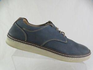 JOHNSTON-amp-MURPHY-Allister-Blue-Sz-10-5-M-Men-Casual-Sneakers