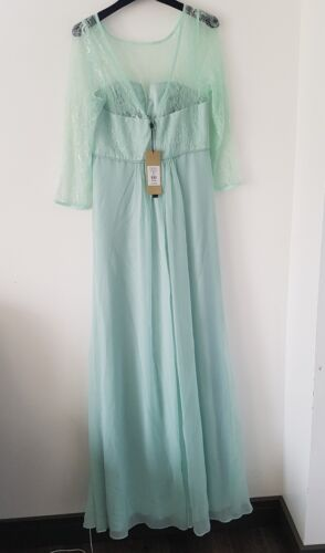 Stunning Size Maxi Rrp Coast 10 Mint Uk Dress Colour £195 1RqtnXvWwE