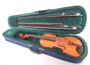 Antique Violin Craft Made In Germany 1920-1930 Rarity Ample Supply And Prompt Delivery