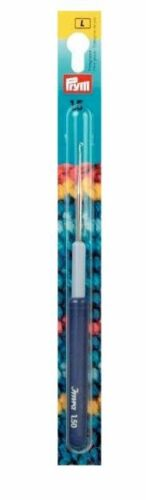 Prym IMRA Häkelnadeln Stahl mit Umstecker farbigem Kunststoffgriff alle Größen