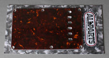 Tortoise Shell Color Strat Back Plate Trem Cover Stratocaster® Strat® w Screws