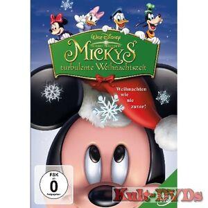 Mickys-turbulente-Weihnachtszeit-DVD-Walt-Disney-Weihnachten-Micky-Maus