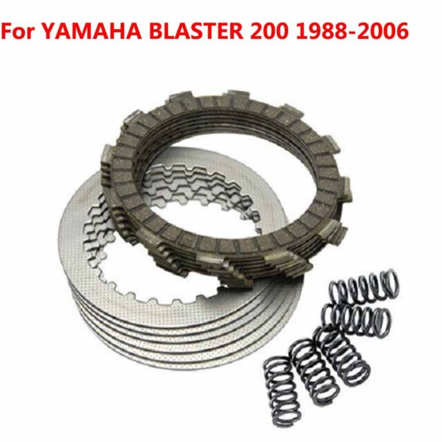 Yamaha 200 Blaster Clutch Kit with Heavy Duty Springs and Gasket 1988-2006 NEW