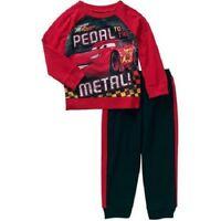 Disney Cars Infant Boys 2 Piece Outfit Sizes- 3t,4t ,5t