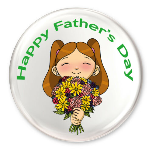 Funny God Father Fathers Day Card /& Badge From Your Favourite God Daughter