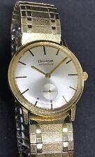 Vintage Bulova 14K Solid Gold With Vintage Kreisler Bracelet 1960's