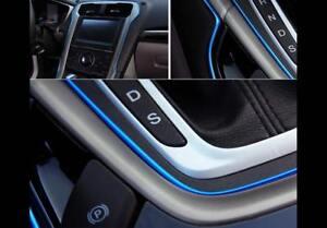 Blue-Gap-Trim-Moulding-Decoration-Line-Car-Auto-Dashboard-Gape-Accessory-8-5Ms