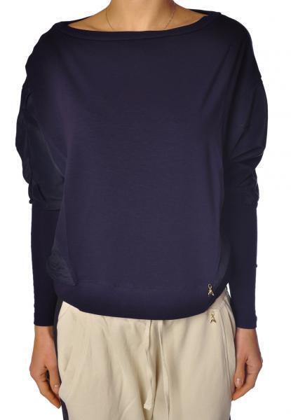 Patrizia Pepe  -  Sweaters - Female - Blau - 1942613A185416