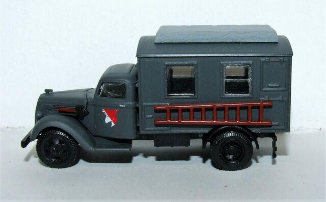 Herpa Militaire 745635 Ford 997 Camion Boîte Ligne Fernmeldebatallion Xxi.