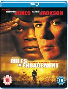 Rules-of-Engagement-Blu-ray-NEW-amp-SEALED-Samuel-L-Jackson