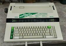 Ta Royal Alpha 610 Full Size Electric German Vintage Typewriter