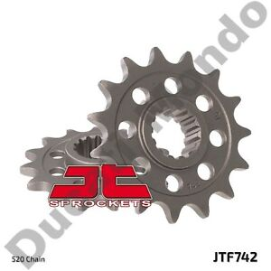 JT Front Sprocket 14T  for Ducati Hypermotard