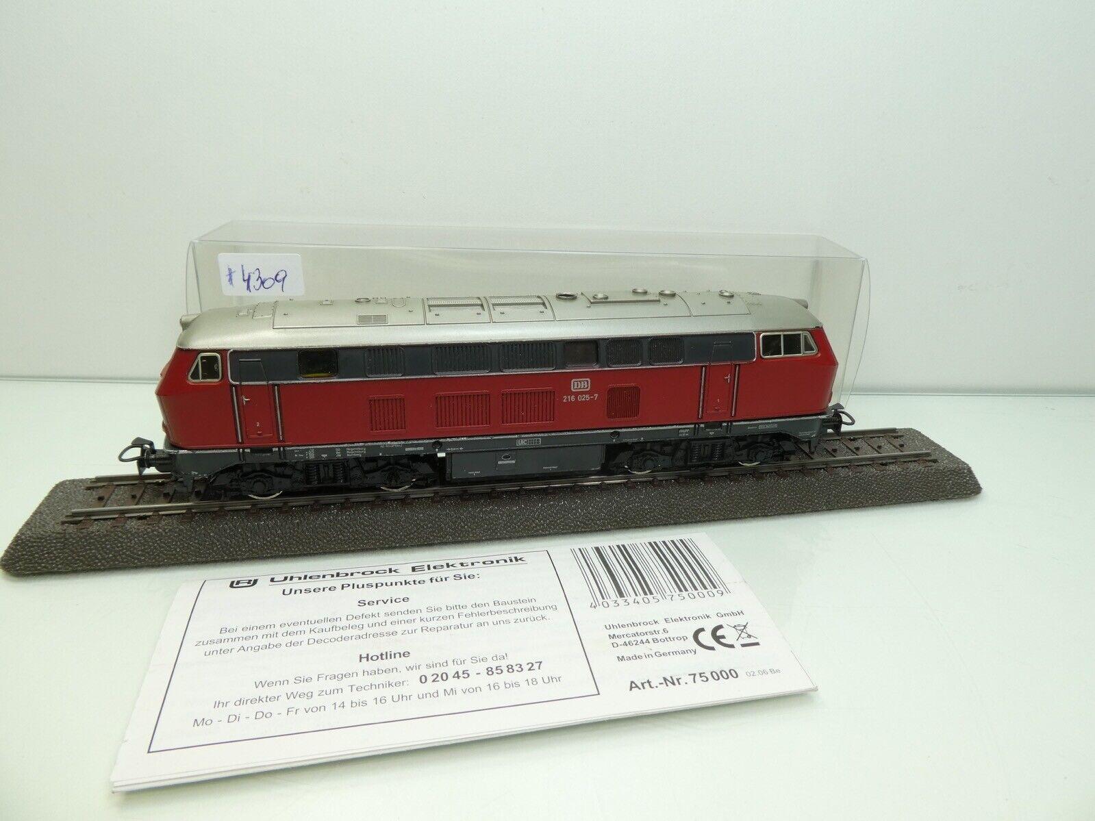 marklin  3075  H0  Diesellok 216 0257   4309