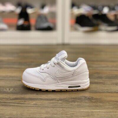 Nike Air Max 1 Gr.23,5 Sneaker Running Schuhe 270 90 weiß
