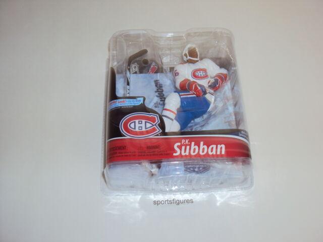 McFarlane SportsPicks 2011  NHL 28  P K Subban  CL # 2359  Montreal Canadiens