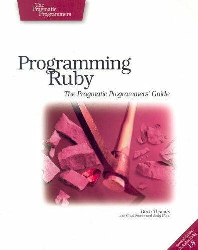 1 of 1 - Programming Ruby: The Pragmatic Programmer's Guide, Second Edition By Dave Thom