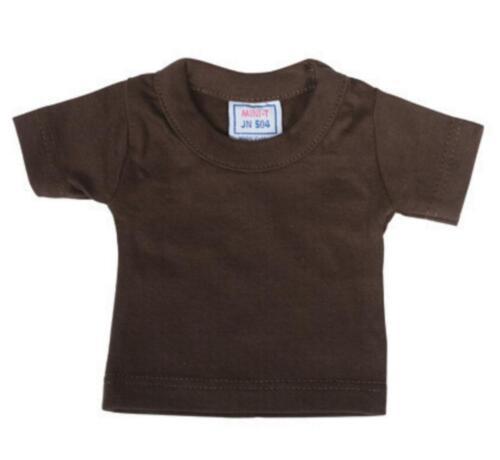 MINI T-SHIRT Minishirt 100/% Baumwolle zum Selbstgestalten Flaschenshirt Geschenk