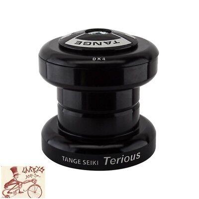 "1 1//8/"" Tange Seiki Terious STR A//Headset in Black"