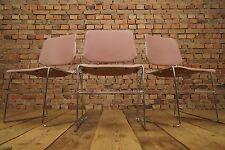 Vintage lote silla Matrix by Krüger estados unidos silla cromo 70s space-age Design [1/3]