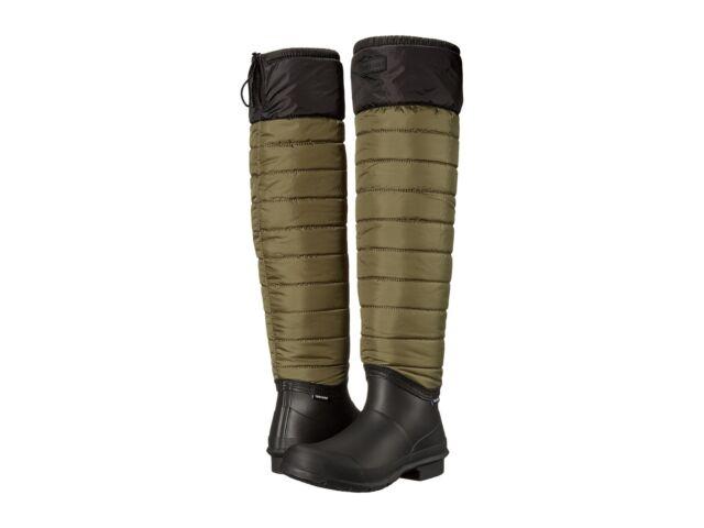 e7267b88815 NEW Tretorn Women s Green  Harriet  Over The Knee Rain Boot