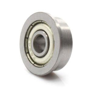 F604ZZ F623ZZ F624ZZ F625ZZ F688ZZ shielded metal flange bearings ball bearings