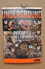 2008 KTM Underground Magazine Newsletter Vol 18 Issue 1 X-Bow Duke 690 SMC