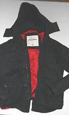 abercrombie Kids Boys XL Navy Blue insulated Jacket Coat Parka