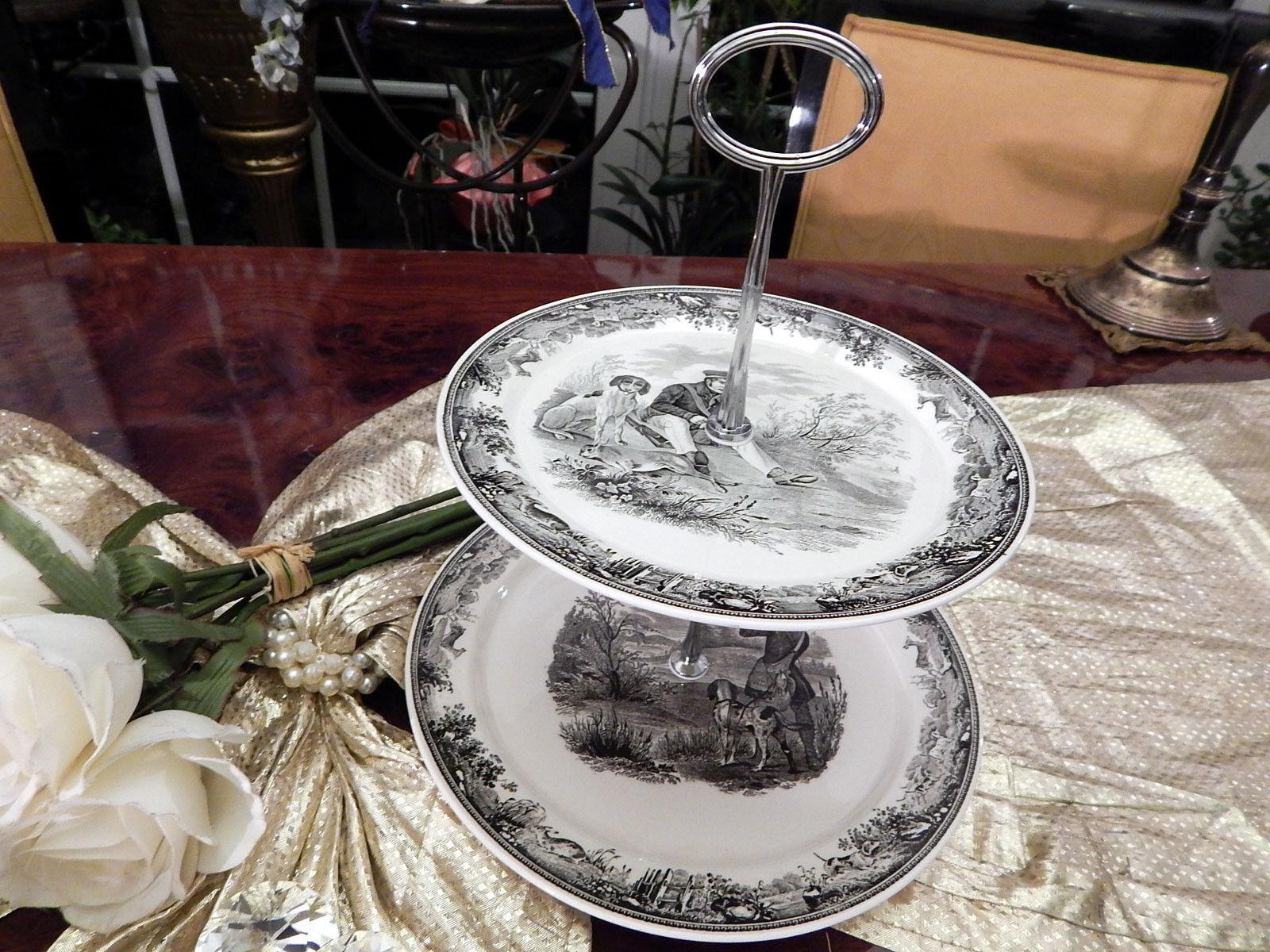 Edle große Etagere Etagere Etagere 2-stufig Villeroy & Boch Artemis | Für Ihre Wahl  c0666b