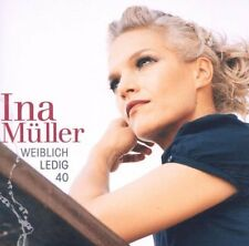 Ina Müller - Weiblich Ledig 40, CD Neu