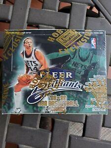 1998-99-Fleer-Brilliants-Basketball-Hobby-Sealed-Box