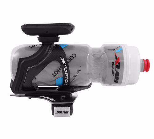 600ml Bottle Water Hydration XLab Aerobar Torpedo Kompact 500 Mount Cage