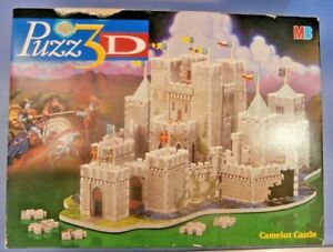 3d Puzzle Drachenburg Mittelalter Burg