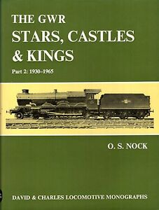 Nock O S THE GWR STARS CASTLES AND KINGS PART 2  19301965 LOCOMOTIVE MON - Llanwrda, United Kingdom - Items may be returned within seven days if found not to be as described. Returns for reasons other than this must be by prior arrangement. Most purchases from business sellers are protected by the Consumer Contract Regulations 2 - Llanwrda, United Kingdom