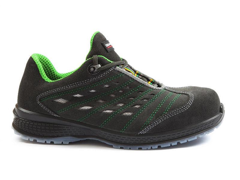 Giasco Inglaterra s1p ESD seguridad zapato semi zapato de trabajo zapatos profesional de zapatos trabajo zapato bauschuh f284a4