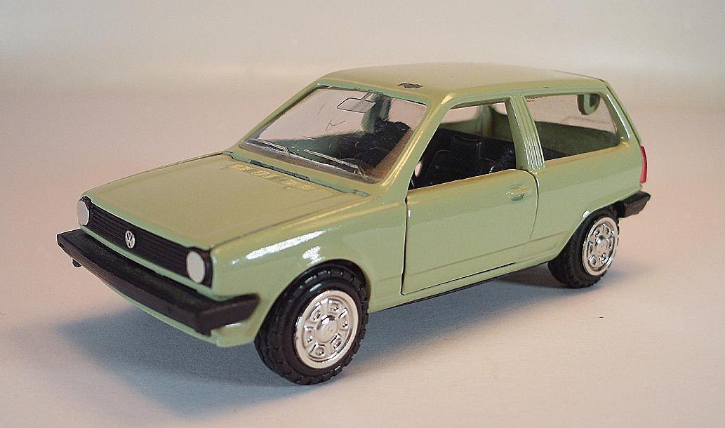outlet online economico Conrad 1 1 1 43 VOLKSWAGEN VW POLO COUPE GRIGIO verde  1590  articoli promozionali