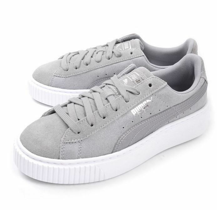 Puma Safari Suede Platform  Women Fashion Sneakers  364594 02 Fast Shipping L