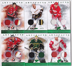 12-13-Artifacts-Dan-Boyle-75-Jersey-Patch-Emerald-Green-Team-Canada-2012