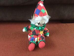 SHEILA-WATKINS-Handmade-Clown-Doll