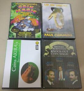 coin magic dvd