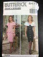 Butterick 6477 Misses' Dress, Top, & Skirt - Sizes 6-8-10