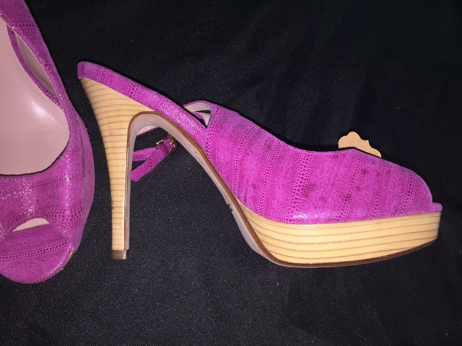 New New New Cole Haan Leather Pumps Sz. 10 Sale 293499