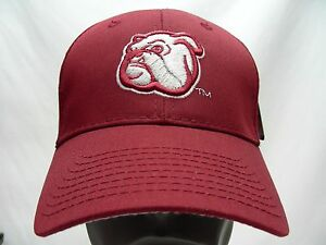 Image is loading MISSISSIPPI-STATE-BULLDOGS-NCAA-FBS-SEC-ADJUSTABLE-BALL- d3eaced0846