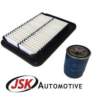 Genuine Hyundai Kit de Servicio Filtro De Aire /& Filtro De Aceite Para i10 1.2 gasolina 2007-2013