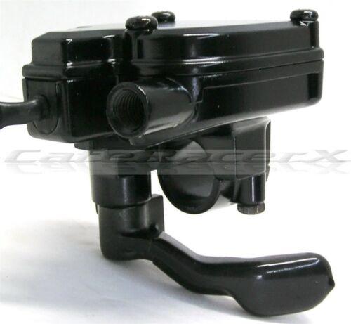 YFS200 Blaster 96-02 Black Thumb Throttle Yamaha YFZ350 Banshee Throttle 95-06