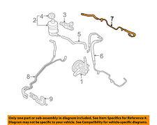 Kia 57520-4D010 Power Steering Return Hose